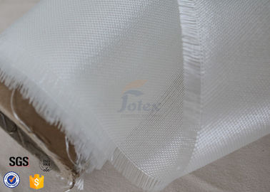 China 4oz 70cm White 6522 Laminates Surfboard Fiberglass Cloth High Tensile Strength factory
