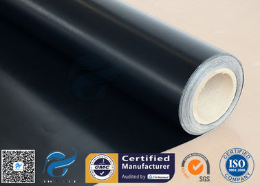 China 0.2mm 350gsm Food Grade PTFE Coated Fiberglass Cloth Eco Friendly factory