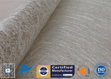 China Fiberglass Needle Mat E Glass Fiber Chopped Strand Mat CSM 100g 200g 300g factory