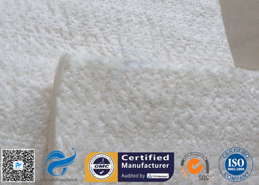 China High Silica Fiberglass Needle Mat 25MM 130KG 1260℃ Thermal Insulation 96% factory