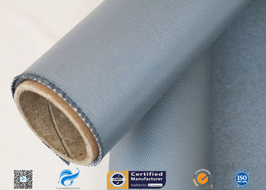 China Exchanger 1050gsm Silicone Coated Fiberglass Cloth For Insulation Jacket factory
