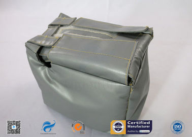 China Thermal Insulation Covers Removable Reusable For Valves Heat Resistant Fiber Glass factory