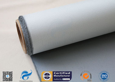 China 4HS Silicone Coated Fiberglass Cloth Reinforced Materials 1 Side 80g factory
