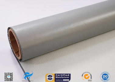 China Electrical Insulation Durable Silicone Coated Fiberglass Fabric Satin Weave factory