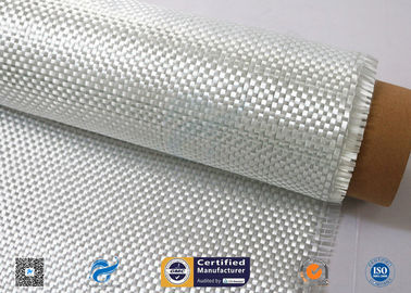 China Plain Weave E - Glass Fiberglass Woven Roving Fabric For Auto Parts distributor