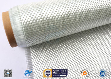 China High Temperature Resistant Fiberglass Fabric , Woven Roving Cloth With High Strength distributor