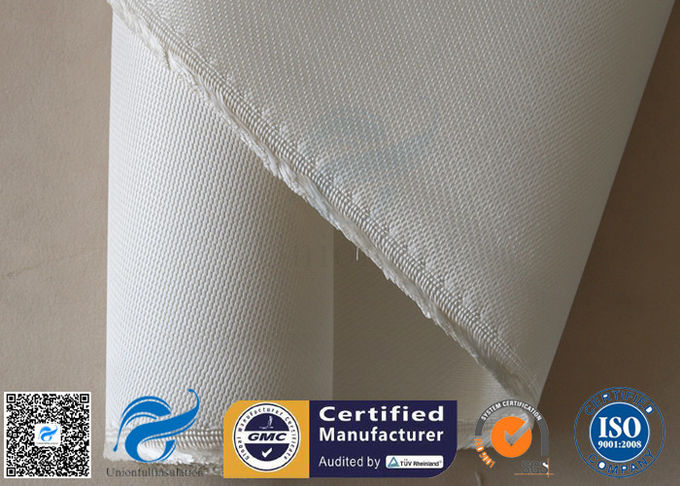 36OZ High Silica Fabric 1200℃ Industrial Insulation Welding Fire Blanket Roll
