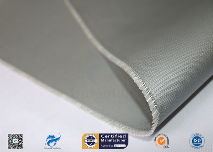 Heat Resistant Silicone Coated Fiberglass Fabric Insulation Material